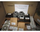 Kawasaki K5V pump parts